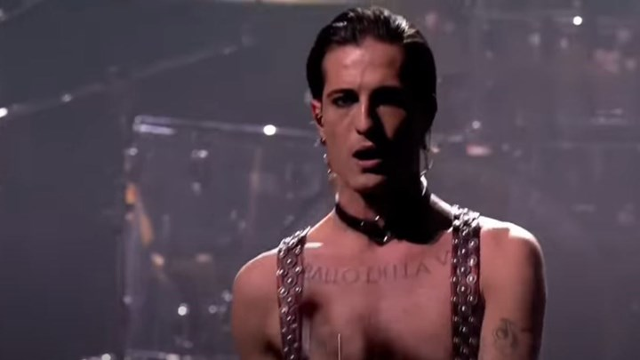 Damiano David: Ποιος είναι ο frontman των Maneskin που κέρδισε τη Eurovision