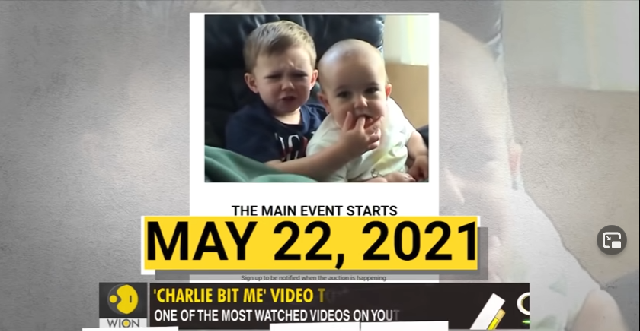 Viral βίντεο πουλήθηκε σε δημοπρασία έναντι 760.000 δολαρίων -Τα δυο αδέλφια που «κέρδισαν» το διαδίκτυο [βίντεο]