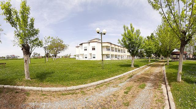 Το ΙΑΣΩ Θεσσαλίας «υιοθετεί» το Δημοτικό Γηροκομείο Λάρισας