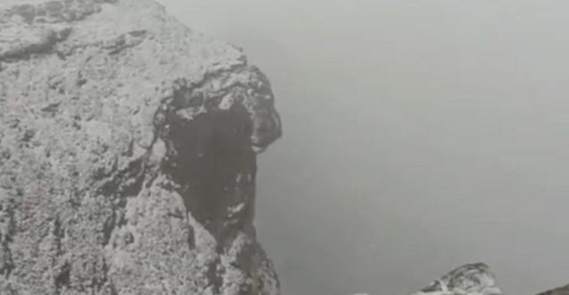 Χιόνι καλοκαιριάτικα στον Όλυμπο [βίντεο]