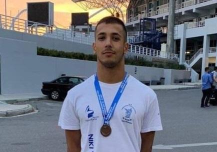 Στην Εθνική κολύμβησης ο Βολιώτης Γιάννης Κοντοβάς