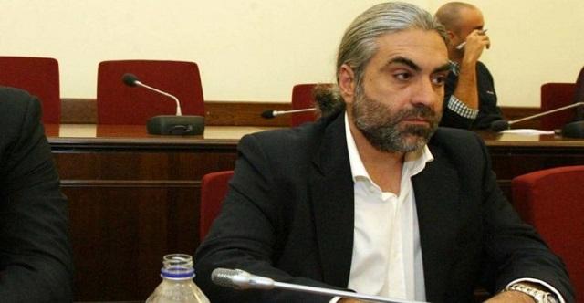 Σοβαρά τραυματισμένος με κρανιοεγκεφαλική κάκωση ο πρώην Λαρισαίος βουλευτής Βαλάντης Αλεξόπουλος