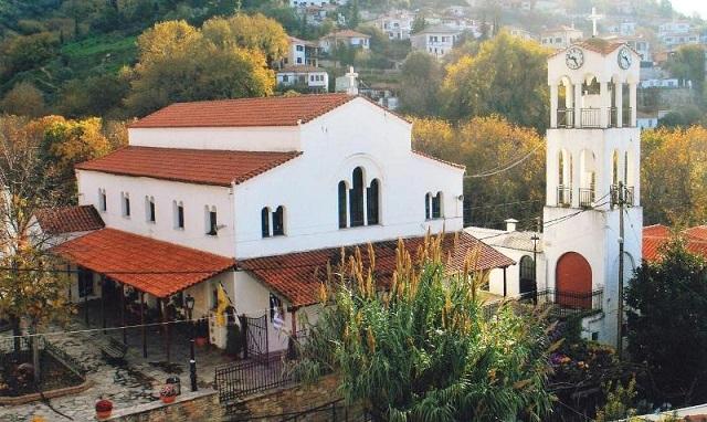 Πανηγυρίζει ο Ναός Αγίου Ονουφρίου Ιωλκού