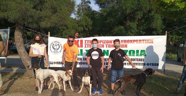 Στα δικαστήρια προσφεύγουν οι κυνηγοί της Θεσσαλίας –Πανθεσσαλική διαμαρτυρία στη Λάρισα