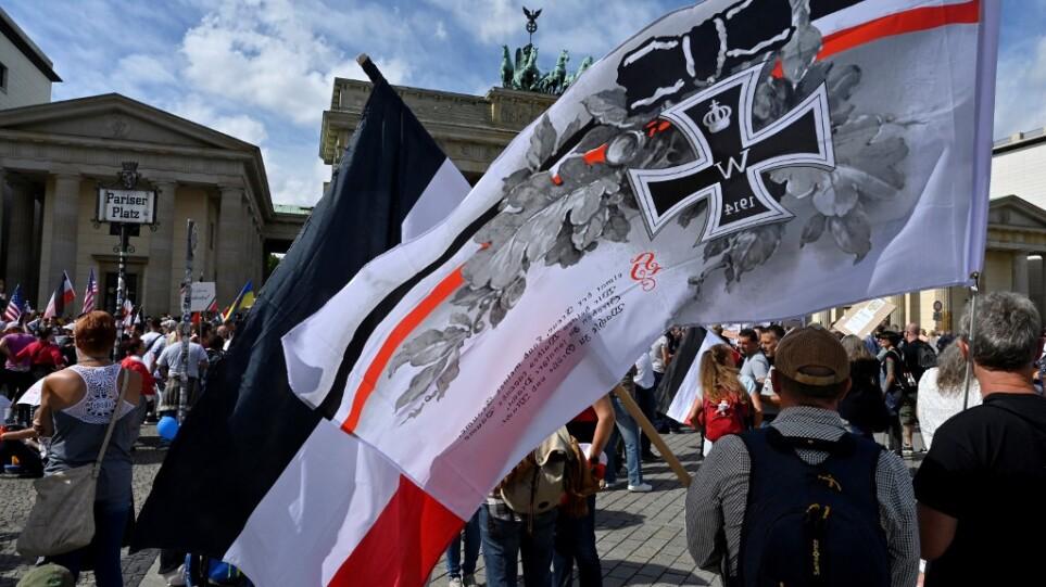 Γερμανία: Σε άνοδο ο ακροδεξιός εξτρεμισμός -Ο αντισημιτισμός ενώνει ακραίους χώρους