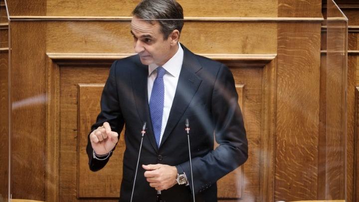 Εργασιακό νομοσχέδιο: Σύγκρουση Μητσοτάκη - Τσίπρα στη Βουλή -«Δεν είστε ο Παπανδρέου» -«Είσαι μπαταχτζής»