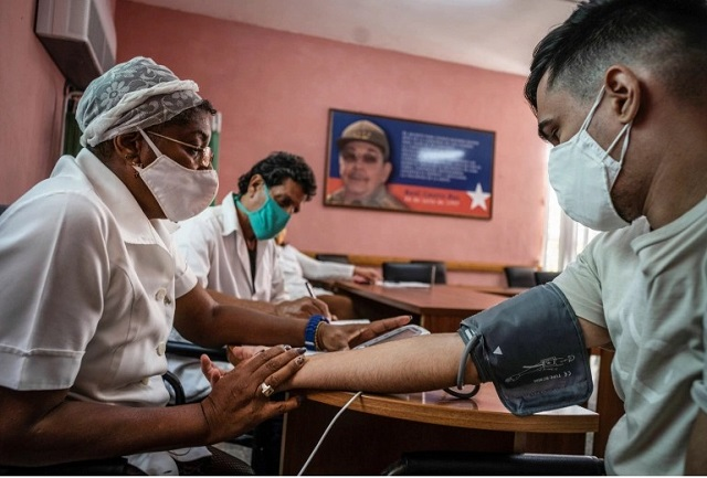 Κούβα: Νέο αρνητικό ρεκόρ ενεργών κρουσμάτων του SARS-CoV-2 για δεύτερη μέρα