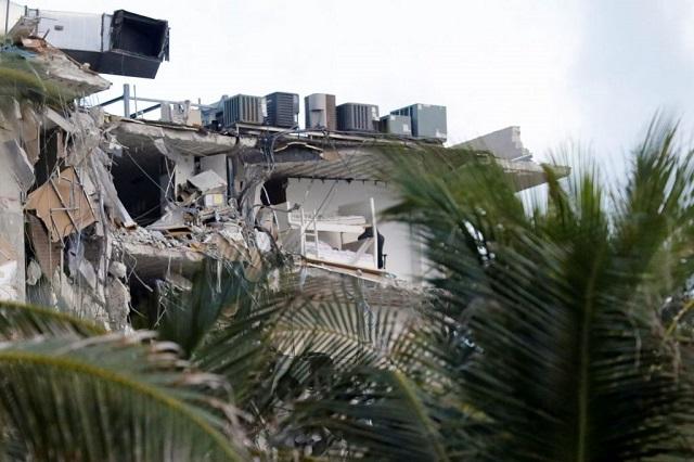 Μαϊάμι: Τουλάχιστον ένας νεκρός από την κατάρρευση πολυκατοικίας –Συνεχίζεται η μάχη των διασωστών