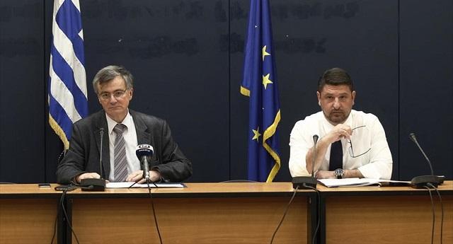 Έκτακτη σύσκεψη με Τσιόδρα -Χαρδαλιά για τα κρούσματα της μετάλλαξης Δέλτα στην Κρήτη