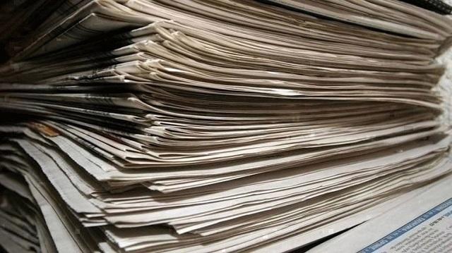 Εκλεβε τα δέματα εφημερίδων στη Λάρισα