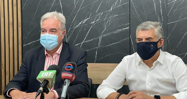 Ξεκινά ο εμβολιασμός από κινητές μονάδες σε περιοχές Θεσσαλίας και Στ. Ελλάδας