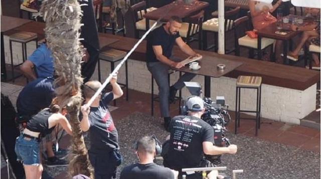 «Φώτα, κάμερα, πάμε»: Στη Μηχανιώνα για γυρίσματα ο Αντόνιο Μπαντέρας [βίντεο]