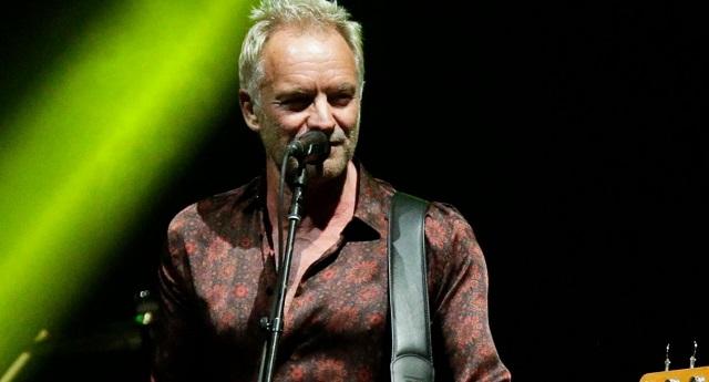 Ο Sting έρχεται στην Ελλάδα για δύο συναυλίες