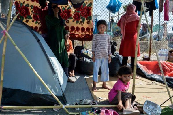 Λέσβος: Νεκρό προσφυγόπουλο ενός έτους από το ΚΥΤ στο Καρά Τεπέ