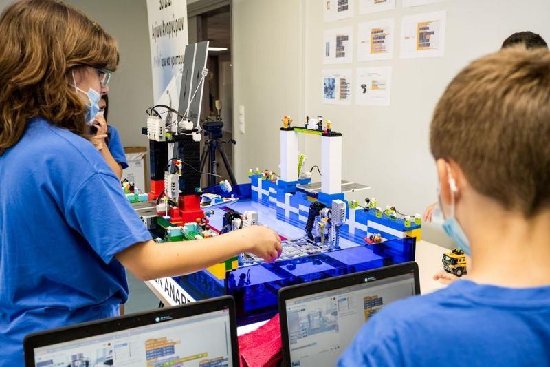 Πανελλήνιος Διαγωνισμός Εκπαιδευτικής Ρομποτικής 2021: Ρομποτικές λύσεις για έναν κόσμο καλύτερο για όλους