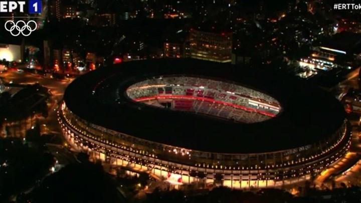 Ολυμπιακοί Αγώνες: Δείτε LIVE την τελετή έναρξης στο Τόκιο