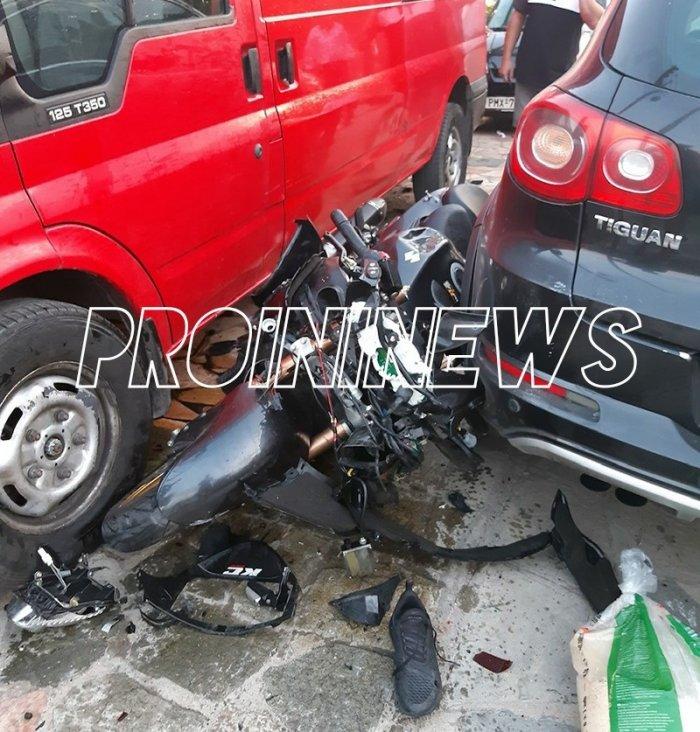 Τροχαίο – σοκ στην Καβάλα με 3 νεκρούς & 5 τραυματίες