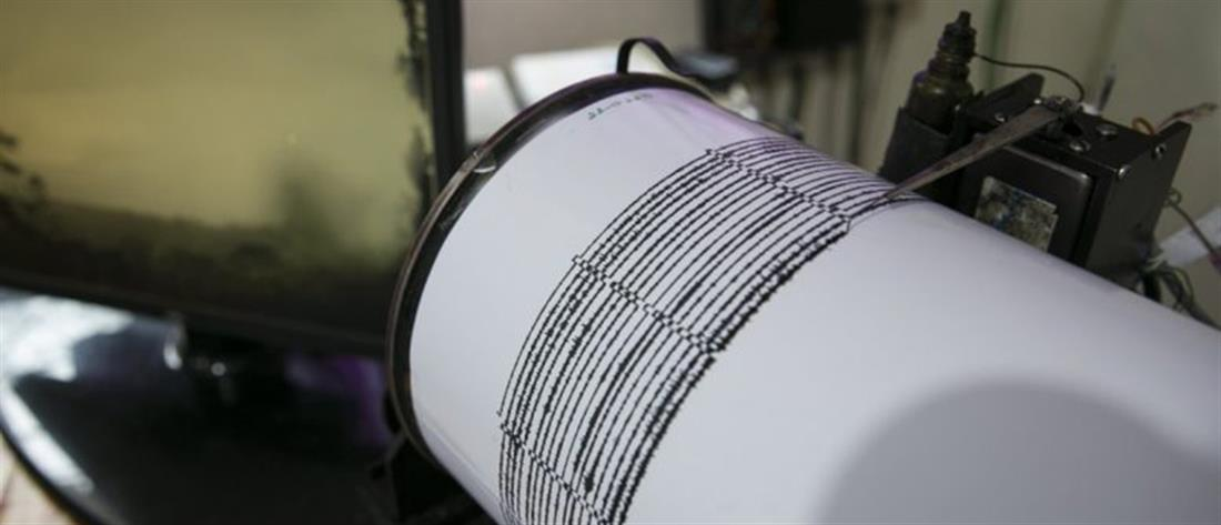 Σεισμός  3,4 Ρίχτερ στη Λάρισα