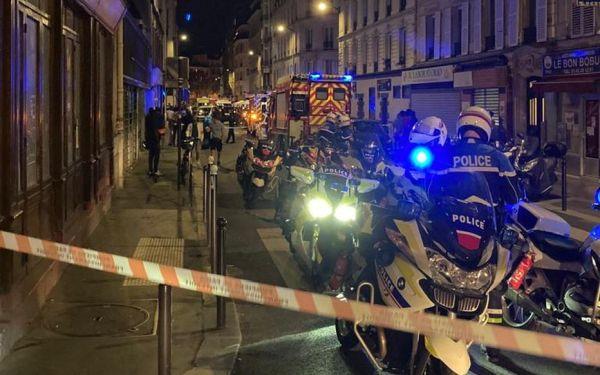 Παρίσι: Αυτοκίνητο έπεσε σε πελάτες καφέ στο πεζοδρόμιο