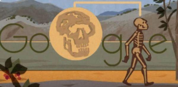 Το «αγόρι της Τουρκάνα» – Η ανακάλυψη που τιμά το doodle της Google