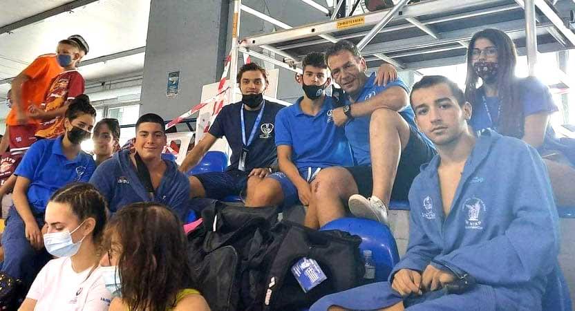 Πρώτη συμμετοχή της τεχνικής κολύμβησης της Νίκης στο Πανελλήνιο