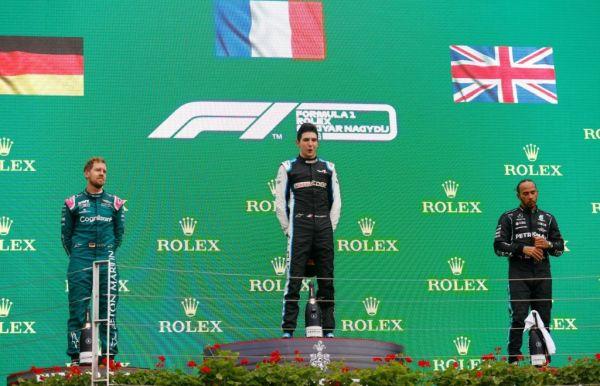 Grand Prix Ουγγαρίας: Αποκλείστηκε ο Φέτελ, 2ος ο Χάμιλτον