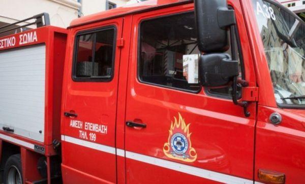 Πατήσια: Δύο νεκροί μετά από φωτιά σε διαμέρισμα