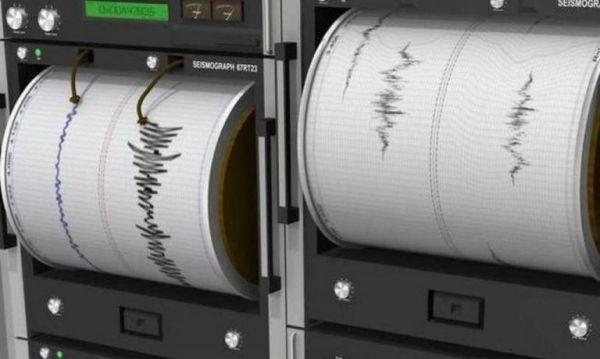 Σεισμός 3,4 Ρίχτερ στην Κάσο