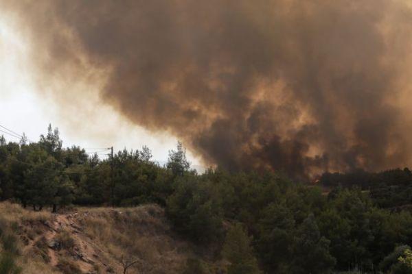 Ανεξέλεγκτη η φωτιά στην Κω – Εκκενώνονται περιοχές