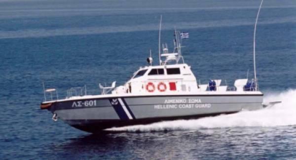 Βυθίστηκε λέμβος στην παραλία  Χρυσή Μηλιά Αλοννήσου