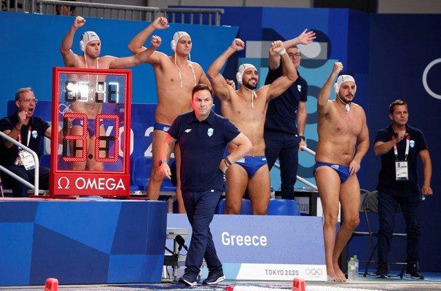 Στον τελικό των Ολυμπιακών Αγώνων η Εθνική πόλο