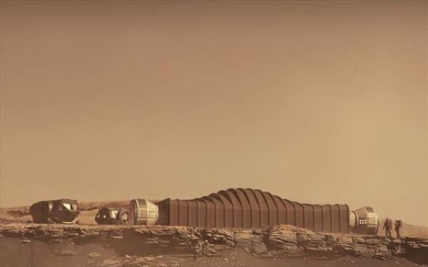 Η NASA αναζητά εθελοντές για να… ζήσουν στον Άρη