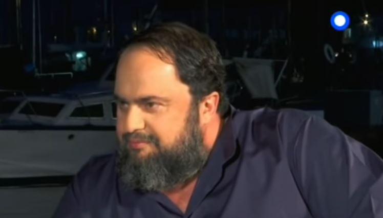 Ο Βαγγέλης Μαρινάκης δίνει 200.000 ευρώ στην Εθνική Ομάδα πόλο