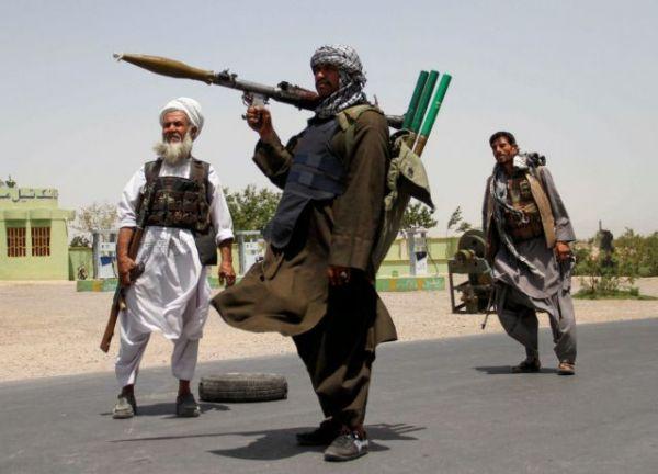 Αφγανιστάν: Οι Ταλιμπάν έχουν πλέον καταλάβει 5 από τις 34 πρωτεύουσες επαρχιών