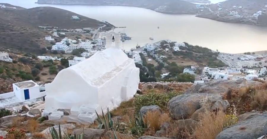 Αυτό είναι το νησί με τις 365 εκκλησίες – Μια για κάθε μέρα του έτους