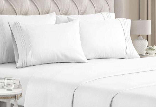 Αυτός είναι ο λόγος που τα ξενοδοχεία έχουν πάντα λευκά σεντόνια