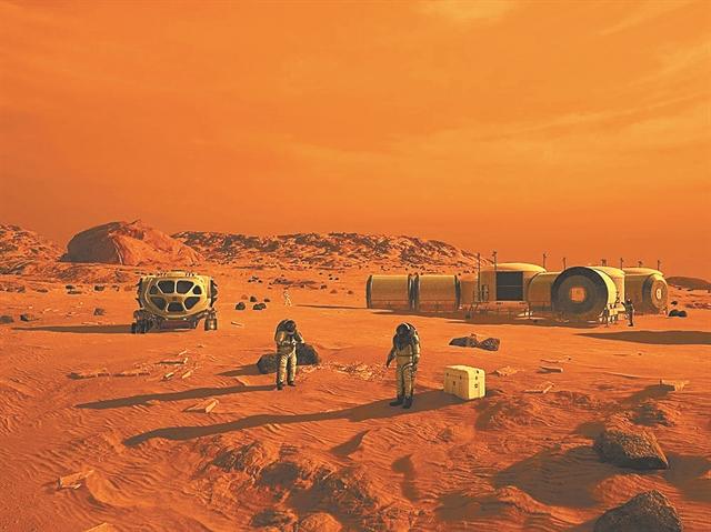 Το πείραμα της NASA για τη ζωή στον Άρη