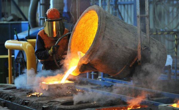 ΕΛΣΤΑΤ: Αύξηση 22,4% παρουσίασε ο τζίρος στη βιομηχανία τον Ιούνιο
