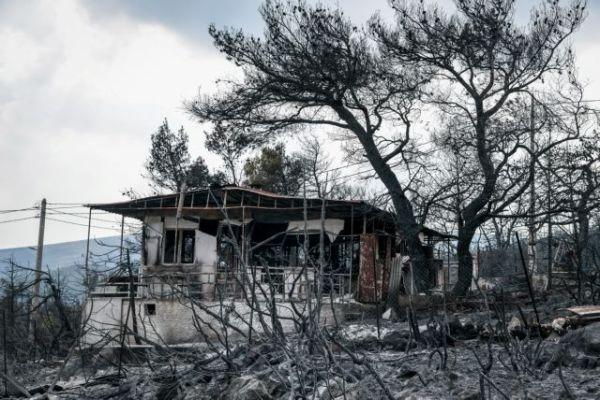 Φωτιές: 550 αιτήσεις για την πρώτη αρωγή – Την Παρασκευή η πρώτη πληρωμή