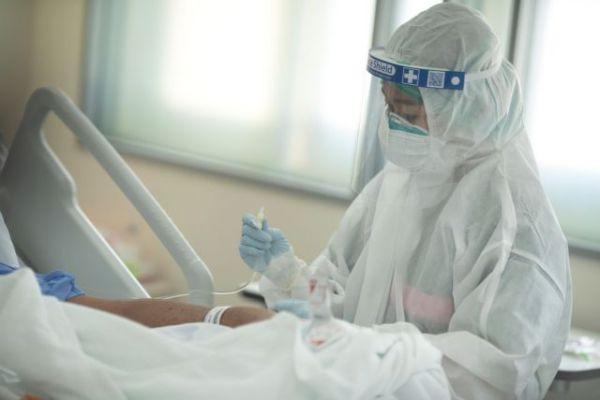 Κωνσταντίνος Γουργουλιάνης: Στους 50 που νοσηλεύσαμε με κοροναϊό, οι 49 ήταν ανεμβολίαστοι