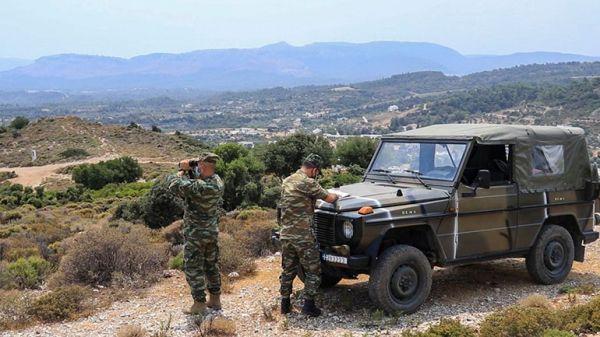 «Xτενίζουν» δάση και βουνά σε όλη την Ελλάδα