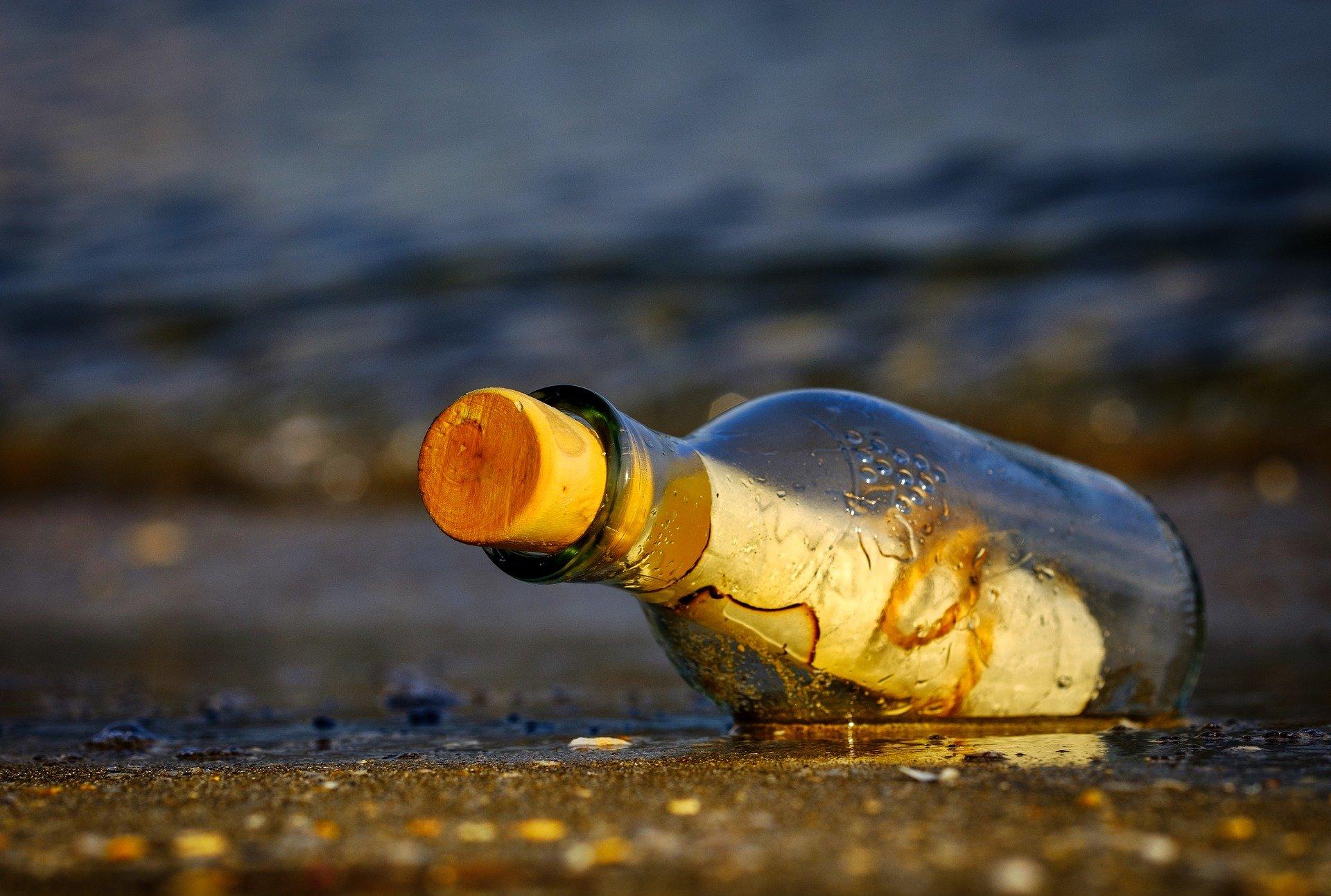 Βρέθηκε το παλαιότερο μήνυμα σε μπουκάλι στον κόσμο – Είχε πεταχτεί στη θάλασσα το 1886