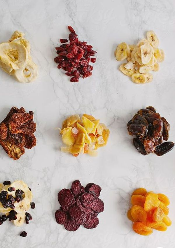 Μας κάνουν καλό τα αποξηραμένα φρούτα;