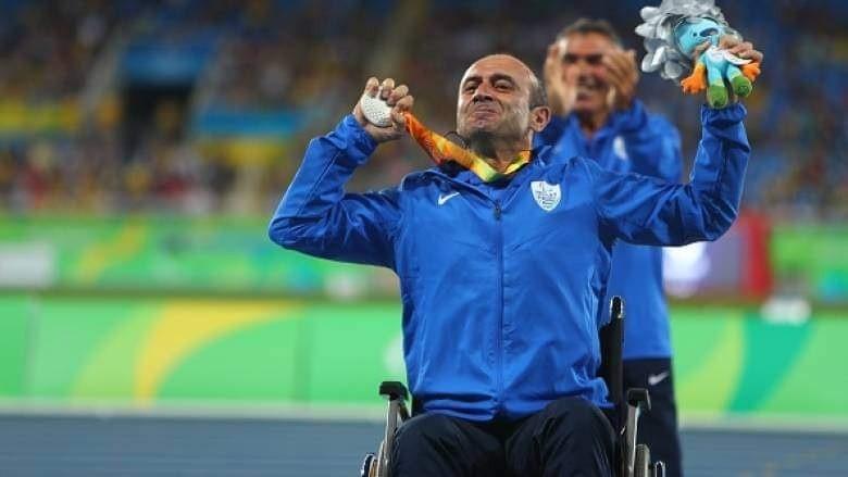 Τέταρτο μετάλλιο στους Παραολυμπιακούς από τον Κωνσταντινίδη