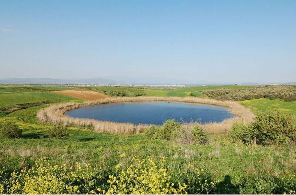 Λίμνες Ζερέλια: Δημιουργήθηκαν από σύγκρουση μετεωριτών με τη Γη