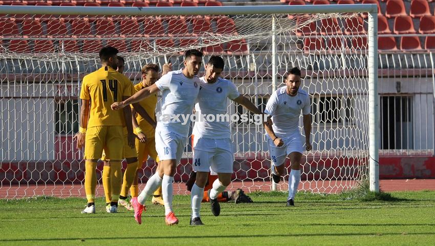 Νίκη (2-0) και επί της ΑΕΚ Β'  με βελτίωση στην άμυνα