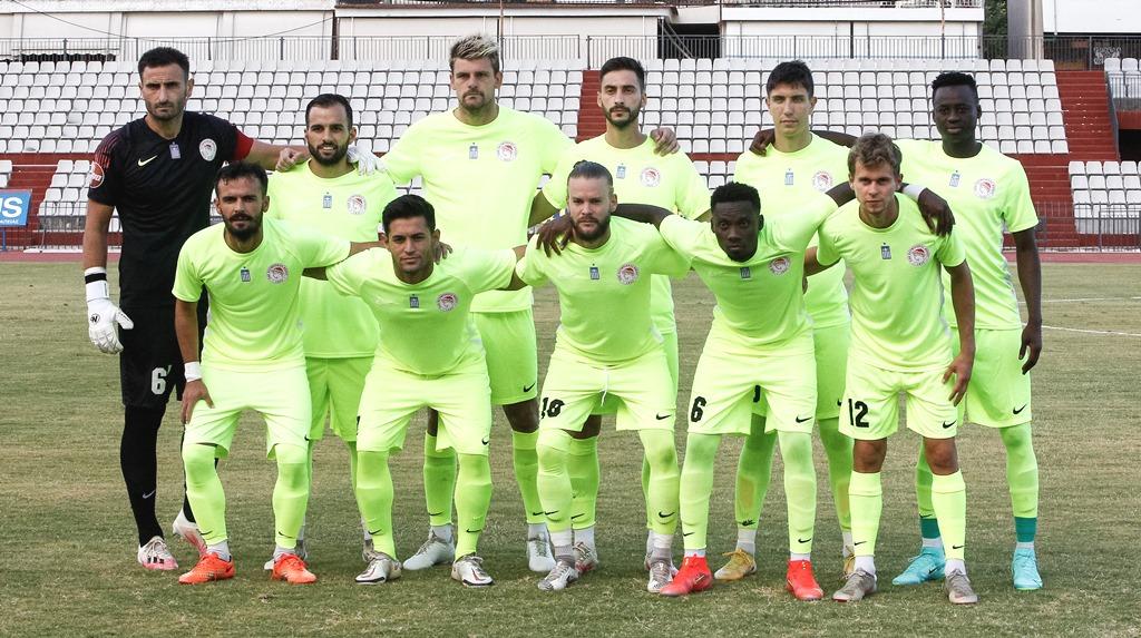 Φιλική νίκη επί της ΑΕΛ με 1-3 για τον Ολυμπιακό Βόλου