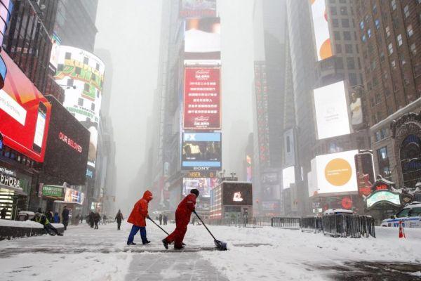Κλίμα: Πώς η παγκόσμια θέρμανση φέρνει βαρυχειμωνιά στη Βόρεια Αμερική