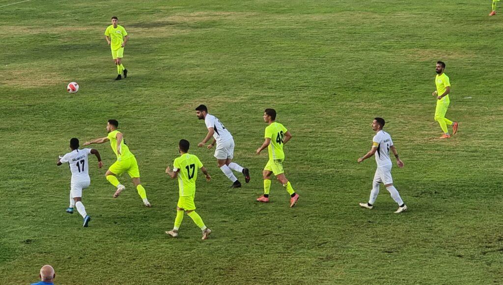 Φιλική ήττα με 3-1 από την Καλαμάτα για τον Ολυμπιακό Βόλου