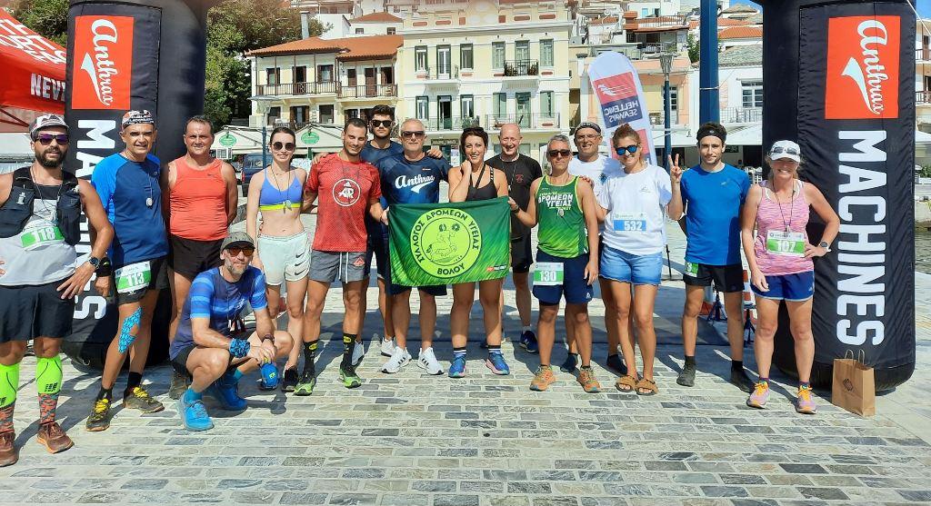 Με τις καλύτερες προοπτικές έγινε ο αγώνας 1ο Skopelos Trail Race (photos)
